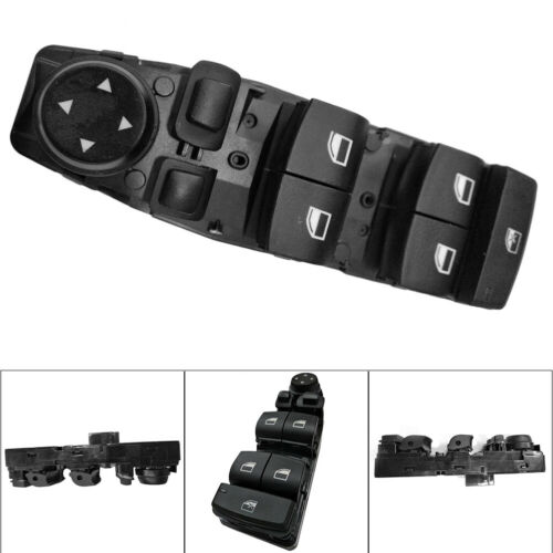 Electric Driver Side Power Master Window Switch Fit For BMW F10 F18 61319241955