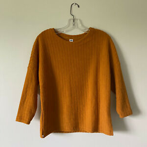 XS-OLD-NAVY-Wide-Ribbed-Dolman-Sleeve-Top