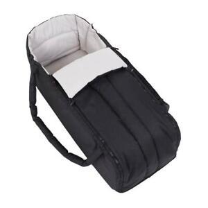 Phil-amp-Teds-XL-COCOON-Soft-Carrycot-Dot-Go-Smartv3-6-Sport-BLACK