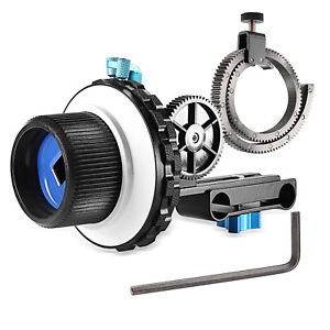 Neewer-A-B-Stop-Follow-Focus-C2-for-with-Gear-Ring-Belt-Fits-for-15mm-Rod-Mounts