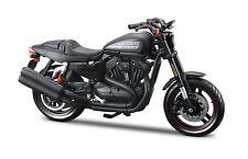 Harley Davidson 2011 XR 1200 X mattschwarz 1:18  Motorrad Modell von Maisto