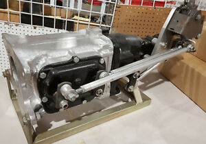 Borg-Warner-T10-or-Super-T10-all-GM-4-speed-Hurst-rods-shifter-plate-conversion