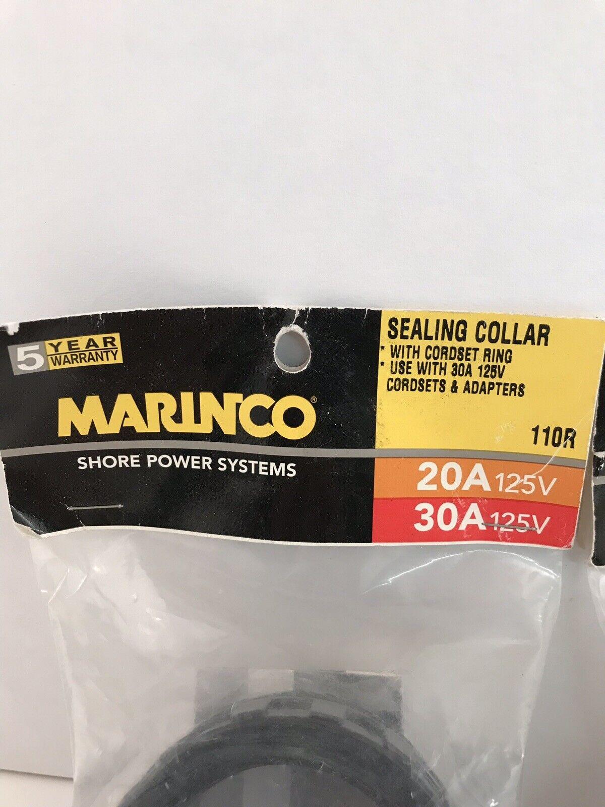 Marinco 110R Shore Power Sealing Collar W// Threaded Ring