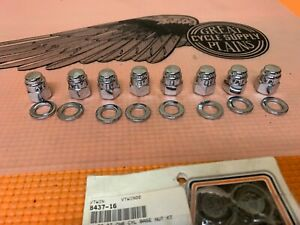 Harley-Davidson-Colony-Base-Cap-Nuts-74-8437-16