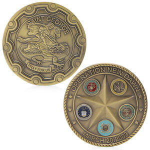 Operation-Dawn-Saint-George-Commemorative-Coin-Challenge-Collection-Souvenir