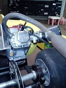 Details about 621 - GX200 6 5 Hp Honda Clone Race Engine for Go Kart /  Junior Dragster