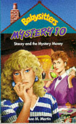 Stacey and the Mystery Money (Babysitters Club Mysteries), Martin, Ann M., Very