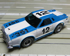 Faller Aurora --  Stock Car mit AFX Chassis  !