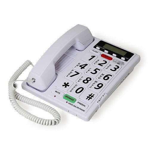 Future Call FC-1204 Voice Dialer Phone