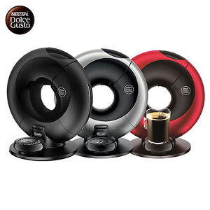 nescafe dolce gusto eclipse capsule coffee machine 3 colors 220v ebay. Black Bedroom Furniture Sets. Home Design Ideas