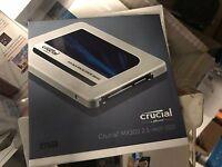 Crucial Mx300 275gb Sata 2.5 7mm Internal Ssd