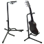 5-Core-Floor-Guitar-Stand-Holder-Folding-Tripod-Rack-Electric-Acoustic-Bass-GSH miniature 1