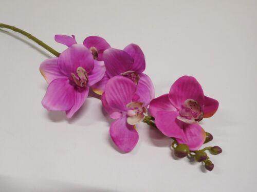 Orchidee Phalaenopsis Seidenblume Kunstblume pink 43 cm 182243 F2