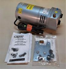Gast 0523 101q G588dx Rotary Vane Vacuum Pump With Ge Motor Nos