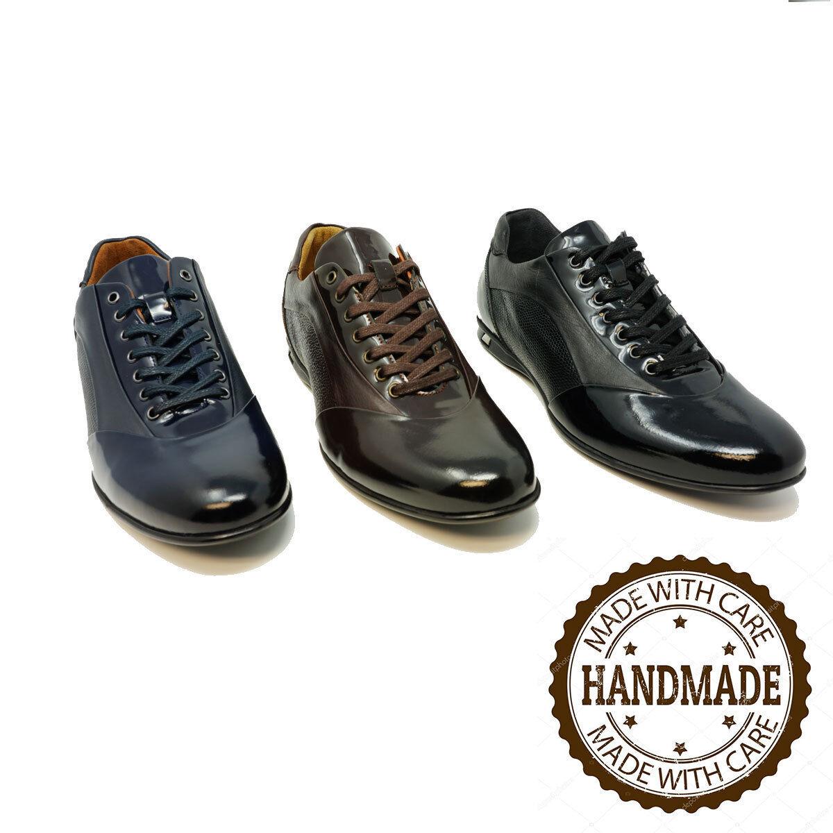 Futoli - Fashion Sneaker Genuine Leather Handcrafted
