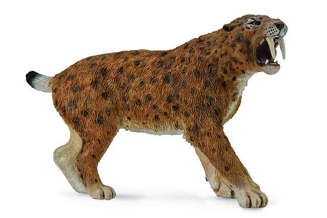 *NEW* CollectA 88715 Smilodon Model