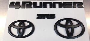 Genuine OEM Toyota 2010-2018 4Runner TRD Off Road Black Out Overlays 2 Kits