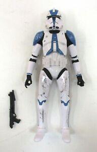 """Star Wars Black Series Order 66 501st CLONE TROOPER 6"""" Figure Complete"""