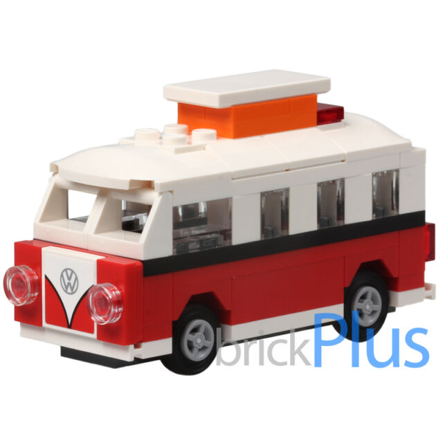 lego creator mini vw t1 camper van 40079 ebay. Black Bedroom Furniture Sets. Home Design Ideas