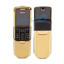 NOKIA 8800 Gold ORIGINALE CON CODICE IMEI Made in Finland Accessori , nuovo