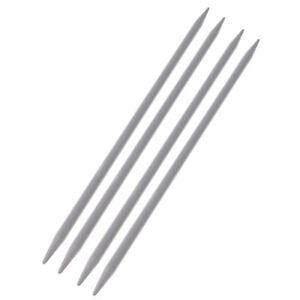 4-PIECES-7-87-034-de-long-crochet-tricot-aiguilles-en-aluminium-pour-Tricoter-Artisanat