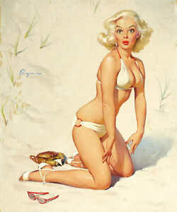 The Great American PinUp Charles Martignette Louis K