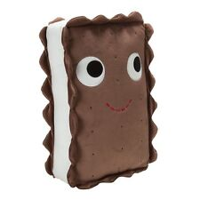 "Kidrobot Yummy World 13"" Ice Cream Sandwich Toy Plush NEW - Rare!"