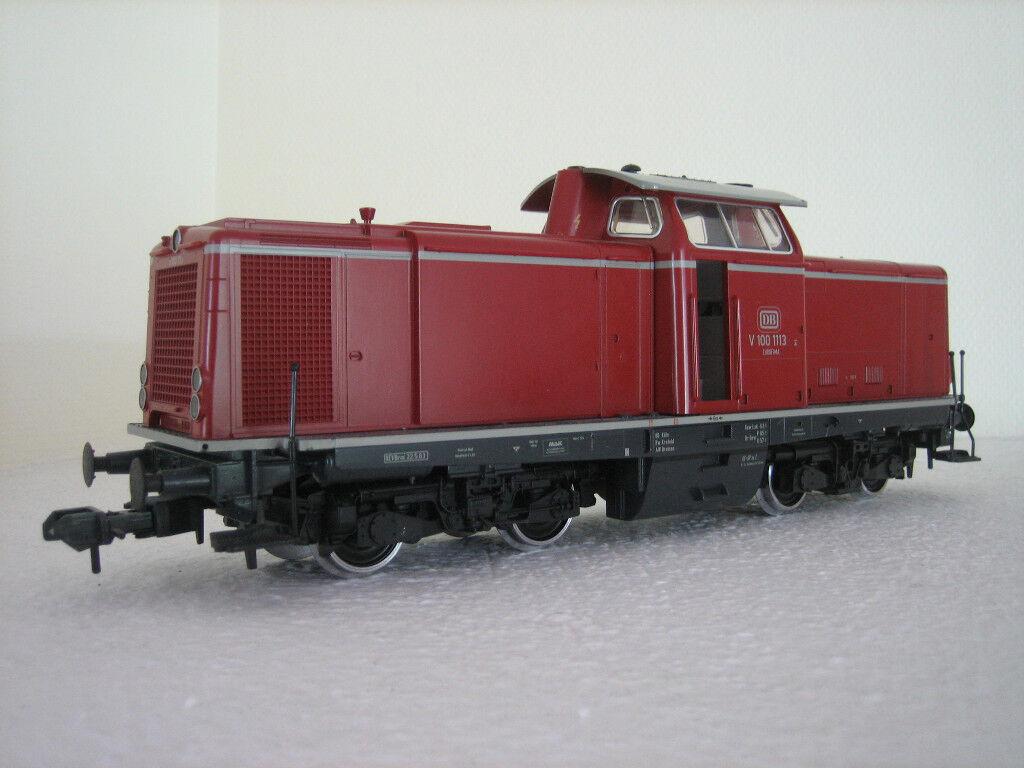 Märklin 55721 Spur 1 Diesellok V 100 Digital  aus Brennstoffzellen Set