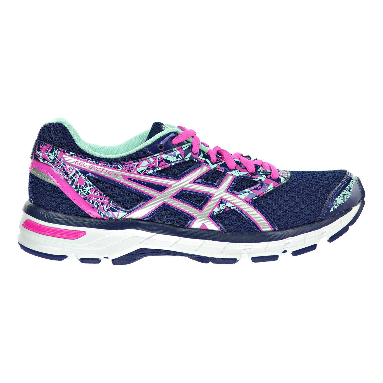 Asics Gel-Excite 4 Women's Shoes Blueprint/Silver/Mint t6e8n-4993
