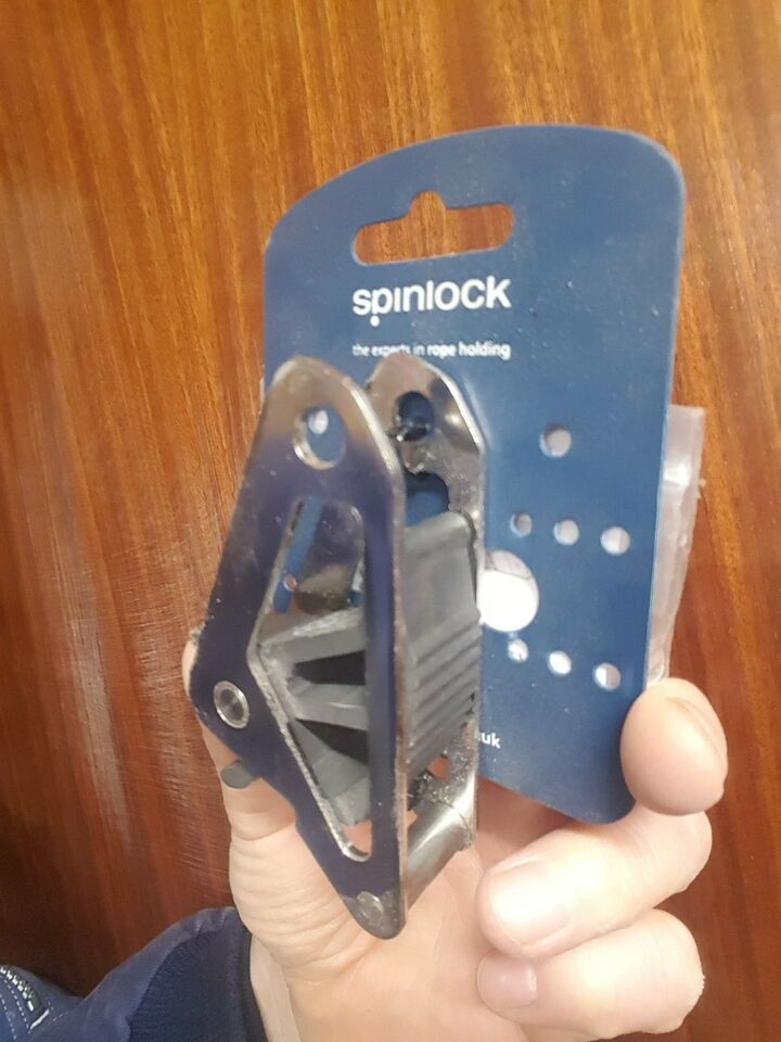 Spinlock Cam0610. Ubrugt i original emballage