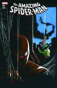 AMAZING-SPIDER-MAN-799-GABRIELE-DELL-039-OTTO-TRADE-DRESS-VARIANT-LIMITED-3000-NM