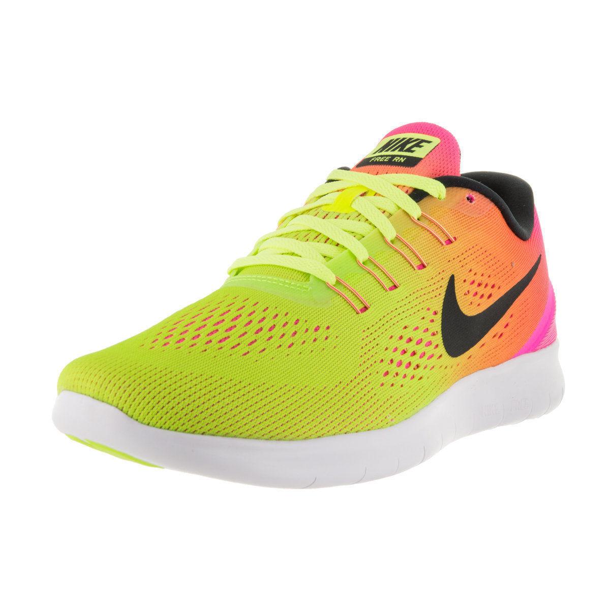 New Men Nike Free RN CO Shoes 844629 999 Size 11.
