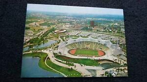 Olympia-Stadion München Postkarte