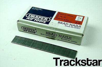 5000 Draper 59823 15 mm Brad Nails