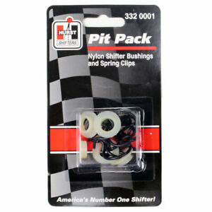Hurst-3320001-4-Speed-Competition-Plus-Pit-Pack-Clips-amp-Nylon-Bushings-7-Each