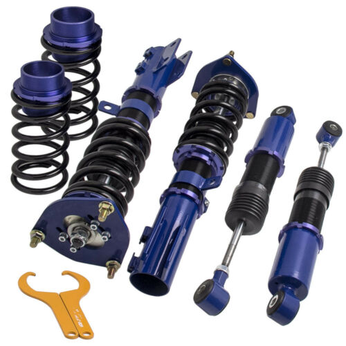 Coilovers Set For Hyundai Veloster 2012-2015 Adj Height Shock Absorber Blue