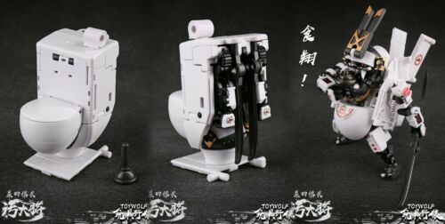 TOYWOLF DIRTY MAN TRANSFORMABLE 1//12 SCALE FIGURE NEW