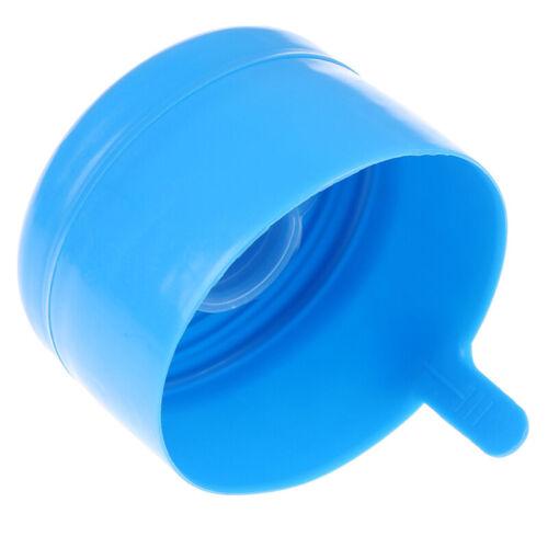 5Pcs Water Bottle Snap On Lids Non Spill Reusable Replacemet Water Bottle CapsBH