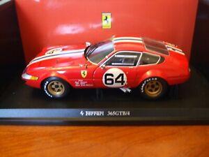 Kyosho Ferrari 365gtb / 4 Daytona Compétition No64, Paul Newman # 08163a, modèle neuf