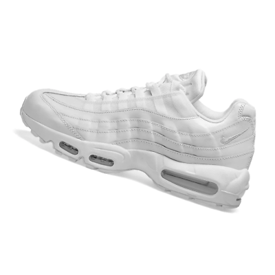 Nike Air Max 95 Womens Sail Coral Casual Lifestyle Sneakers Shoes 307960 116 | eBay