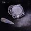 Nail-Art-Powder-Glitter-Mirror-Chrome-Colors-UV-Gel-Polish-Pigment-Holographic thumbnail 20