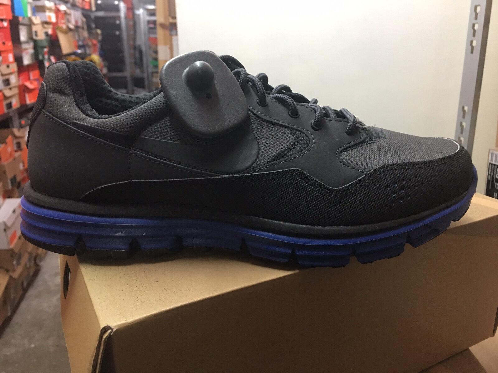 NIKE Lunar Wood+ Sneaker Schuhe Gr:43 Grau/Blau Trendiger Alltags Schuh Neu