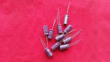 10PCS 470UF 470mfd 16V Electrolytic Capacitor 105c degrees + USA FREE SHIPPING