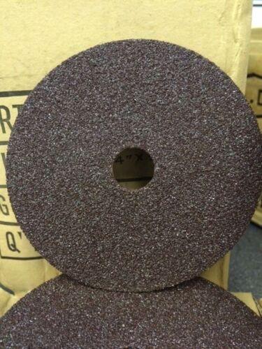 "Part No RD4050 Sanding Grit Disc 4/"" x 5//8/"" Grit AA 50 25 Each per Box"