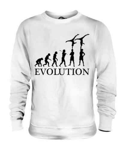 Gruppo Ginnastica Evoluzione Umana Unisex Maglione  Herren Damenschuhe Acrobatics