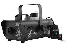 Chauvet DJ Hurricane 1000 1L Pro Fog/Smoke Machine w/ Wired & Wireless Remote