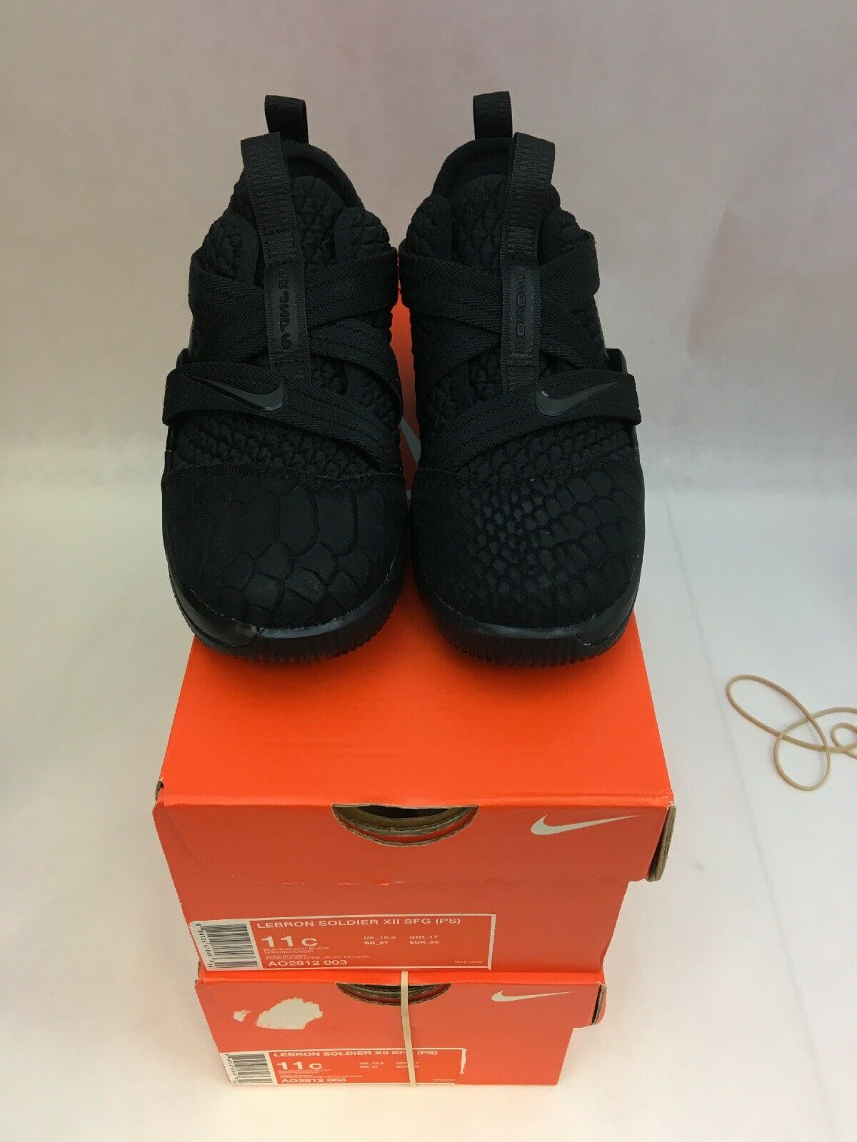 Lebron Soldier Xii Sfg (ps) Size 11C