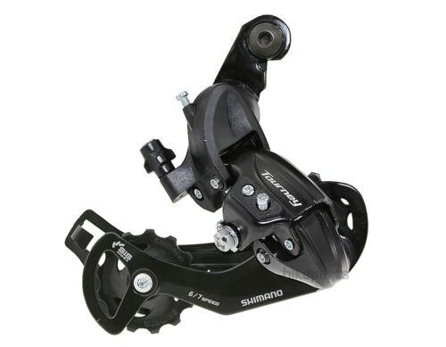 Shimano Deragliatore 18-21 MARCE Tourney RD-TY 300 direttamente montaggio 6-7 volte bicicletta