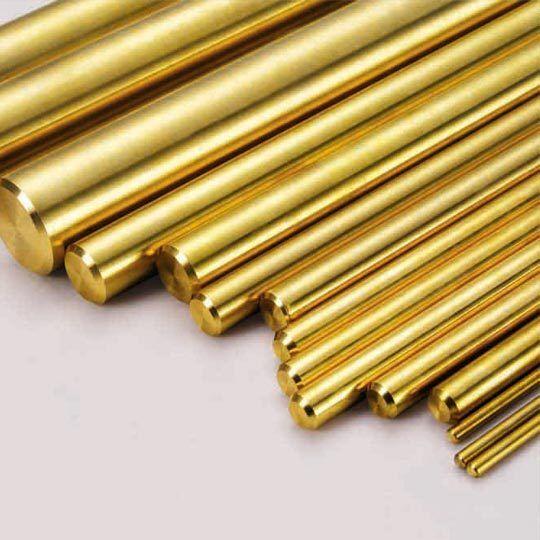 Brass Round Bar/Rod - Various Lengths 3mm to 120mm - Modelmaking - CHEAP