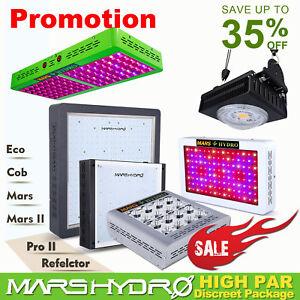 2019 Best LED Grow Light 300W~1600W Lamp Full Spectrum IR Veg Bloom Plant Indoor